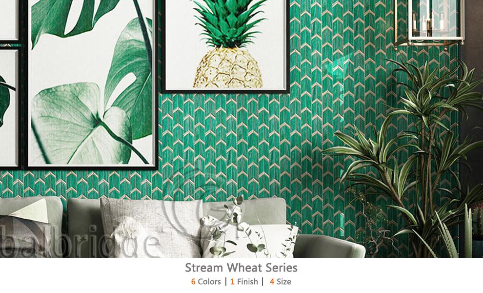 Stream Wheat Series