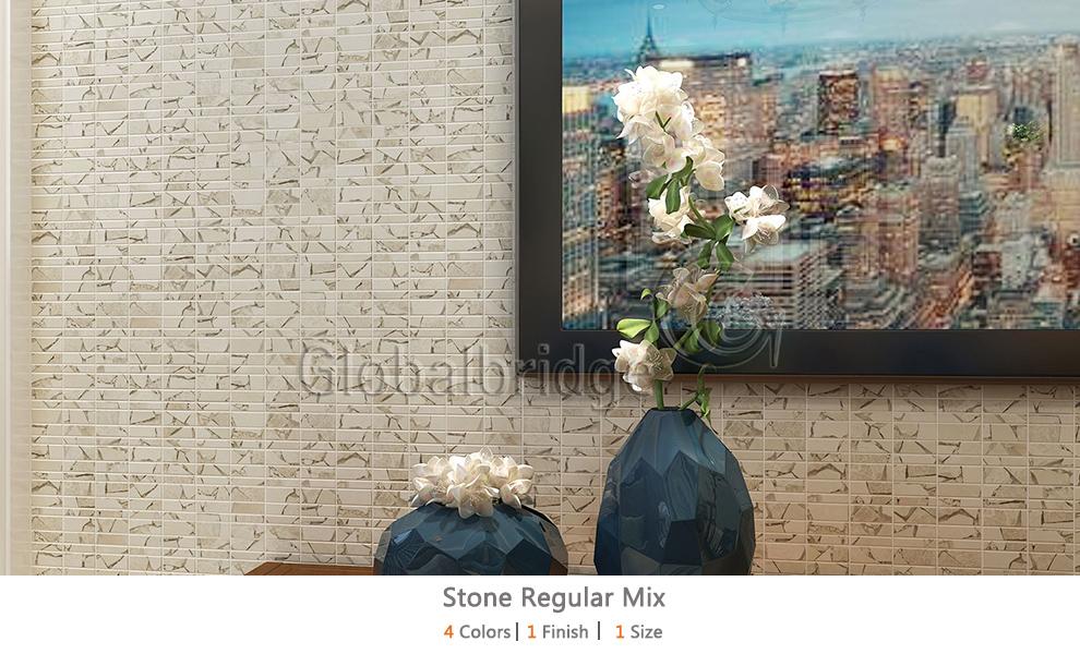 Stone Regular Mix